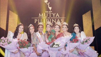 The Mutya ng Pilipinas 2018 Queens crowned last night