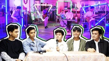 """How can The Juans relate to their song """"Hindi Tayo Pwede?"""""""