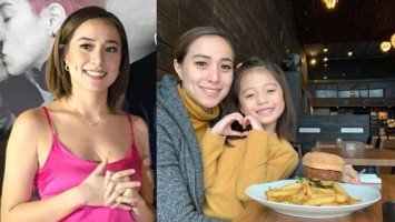 Cristine Reyes vows to always make time for daughter Amarah and to travel the world with her