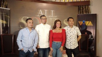 Andi Eigenmann makes her showbiz comeback in 'All Souls Night'