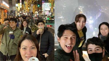 Pika's Pick: Legaspi family celebrates Mavy and Cassy's 19th birthday in Japan