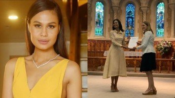 Pika's Pick: Beauty queen-turned-evangelist Venus Raj finishes her studies at the Oxford Centre for Christian Apologetics in the UK