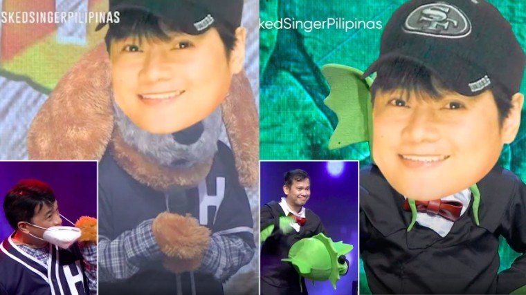 Photos: screengrab from Masked Singer Pilipinas YouTube Channel