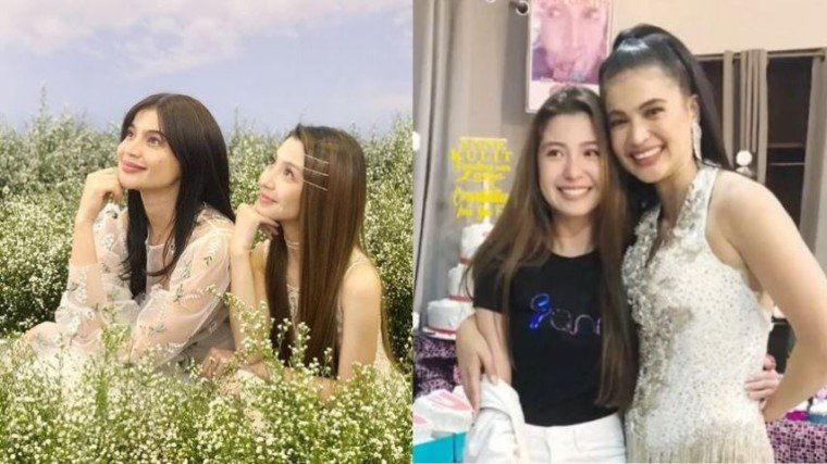Donnalyn Bartolome's hit Di Lahat featured a number of cameos from top stars and social media influencers. When asked who among them would she consider as a BFF, she immediately said the name of It's Showtime host Anne Curtis.