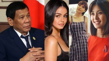 Celebrities express opinions over President Duterte's latest address to the nation