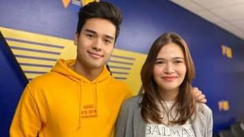 Marco Gumabao and Bela Padilla join forces in the Filipino adaptation of the Korean film, Spellbound