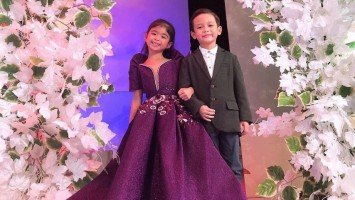 LOOK: Jolina and Melai's kids are so cute in their sagala outfits
