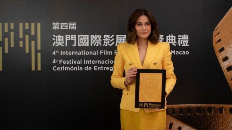 Bea Alonzo wasthe only Filipina actress acknowledged by Variety, an American media company, as part of the Asian Stars: Up Next list.