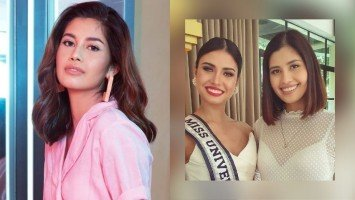 """Bilin ni Shamcey Supsup kay Rabiya Mateo: """"Don't think anymore...It's gonna fly by so fast. So, I just want you to savor every moment in the Miss Universe competition."""""""
