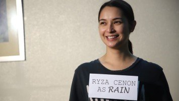 Ryza Cenon remains thankful for management and network shift
