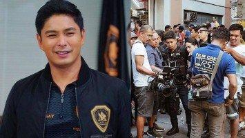 Coco Martin, pinangakuan ng TV, motorsiklo, at kabuhayan showcase ang dalawang solid ABS-CBN supporters