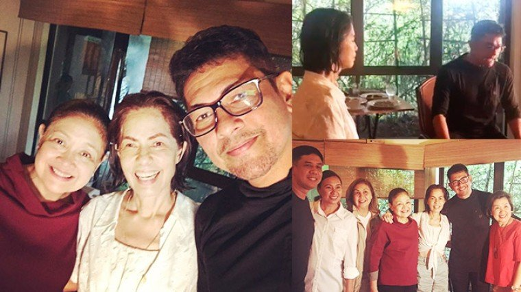Gary Valenciano and his wife Angeli recall their final visit in the house of the late Gina Lopez!