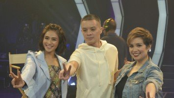 The Voice coaches Bamboo, Lea hype returning show