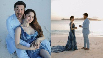 Luis Manzano and Jessy Mendiola spill details about their engagement
