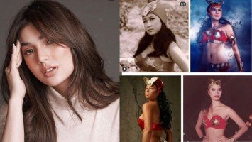 """Pika's Pick: In celebration of International Women's Day, newest Darna Jane de Leon tributes all actresses who played Darna; says Darna has become """"a symbol of a strong independent Filipina."""""""