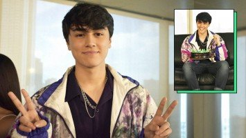 Edward Barber is your newest MYX VJ!