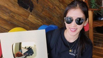 Alex Gonzaga tops list of highest-earning Pinoy celebs on YouTube