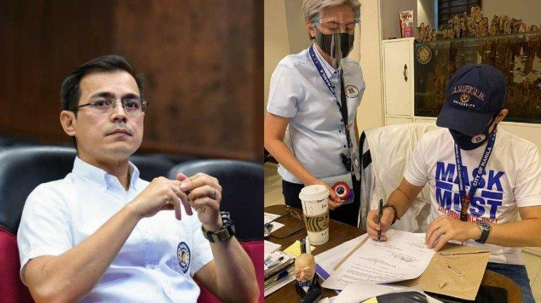 GOOD NEWS for Manileños from your Manila mayor Isko Moreno regarding COVID-19 vaccines!