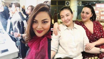 KC Concepcion recalls childhood backstage at mother Sharon Cuneta's ICONIC concert; expresses gratitude for the Megastar for exposing her to performing