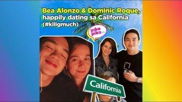Dominic Roque, ipinakilala na si Bea Alonzo sa mga kamag-anak sa California?