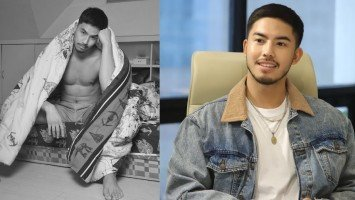 Tony Labrusca, asiwa pa ring matawag na sexy actor