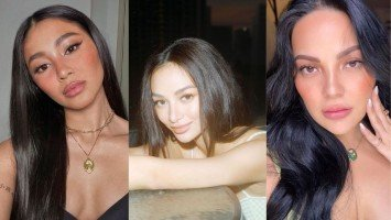Nadine Lustre, Kylie Verzosa, and KC Concepcion voice their take on the concept of 'Filipino resilience' amidst the destruction caused by Typhoon Ulysses in the PH