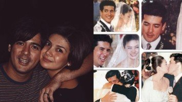 Aga and Charlene's 4 secrets on staying in love with your first love