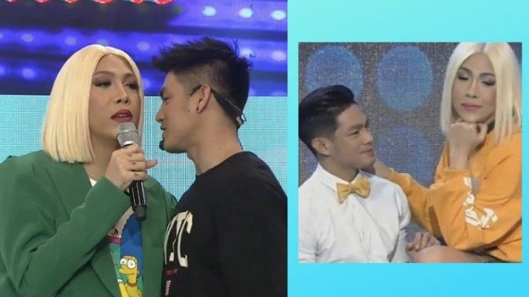 "Vice Ganda ang Ion Perez have yet formally announced their relationship but the public believe the romance has started late last year, with Vice even introducing Ion to his mom, during an It's Showtime episode. The latest update on the ""couple"", besides Ion allegedly having Vice's birth date tattooed on his left leg, is that Vice, along with his mom Rosario Visceral, has visited Ion's family in Tarlac; with Ion introducing Vice this time, to his mom, Zeny Perez."