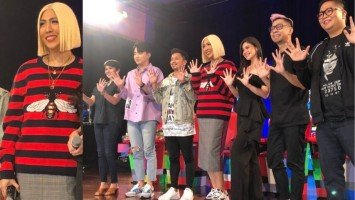 Vice Ganda, si Willie Revillame at Dabarkads daw ang kasama sa Magpasikat showdown; Anne Curtis, AlDub naman daw?