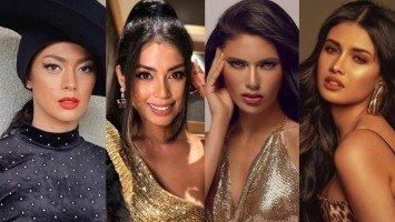 Former Miss Universe Philippines winners Ariella Arida, MJ Lastimosa at Gazini Ganados, pawang malaki ang kumpiyansa kay Rabiya Mateo