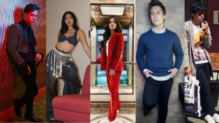 PHOTOS: @sam_concepcion, @nadine, @iammajasalvador, @enriquegil17, and @mr_enchongdee on Instagram