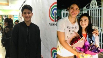 WATCH: Kyle Echarri, kinilig nang i-recall ang surprise ball proposal niya kay Francine Diaz!