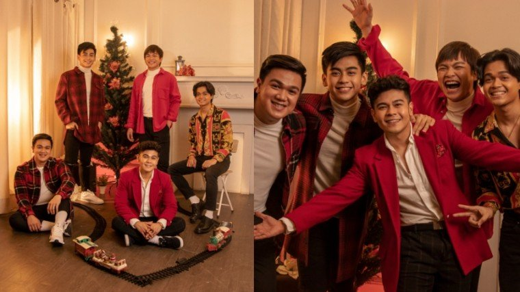 The Juans is ready to uplift our Christmas spirits with their own take on famous holiday tracks!