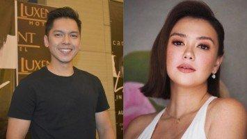 """Carlo Aquino on Angelica Panganiban vowing to never work with him again: """"Kung 'yon 'yong nararamdaman niya, ibigay na natin sa kanya 'yon"""""""