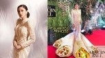 "Kim Chiu on memes about her ABS-CBN Ball Filipiniana outfit: ""Ang dami na narating ng gown ko!"""