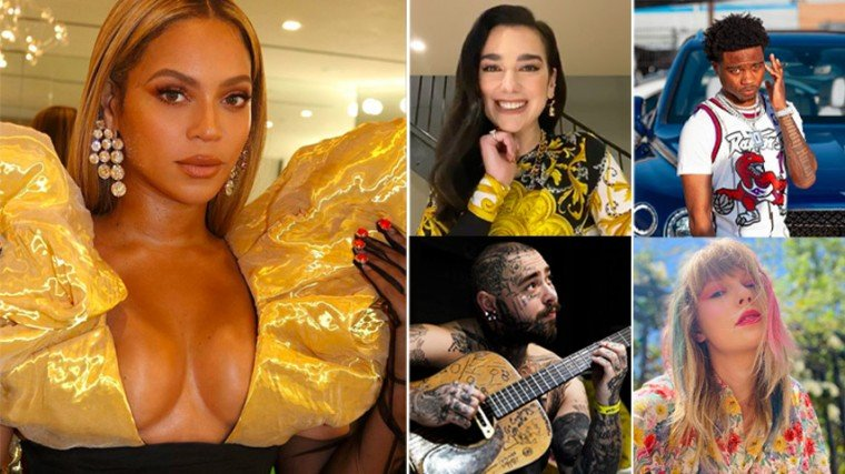 The 63rd Annual Grammy Awards ceremony will be held on January 31, 2021 at the Staples Center in Los Angeles.The official list of nominees were announced via virtual streaming last November 24 by Chair, and Interim Recording Academy President/CEO Harvey Mason Jr. along with Megan Thee Stallion, Dua Lipa, Mickey Guyton, Lauren Daigle, Pepe Aguilar, Nicola Benedetti, Gayle King, Yemi Alade, Imogen Heap, and Sharon Osbourne.