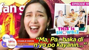Exclusive: This is Showbiz #19: MMFF 2020 Best Actress Charlie Dizon, ayaw ipapanood sa parents ang movie niya