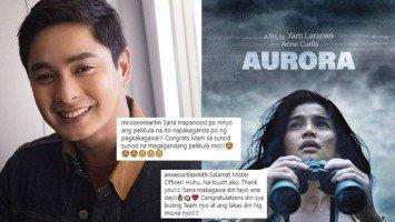"""Coco Martin praises MMFF entries """"Aurora"""" and """"Fantastica"""""""