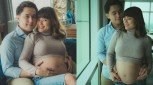 Former PBB housemate Fourth Solomon and wife Grizelle Gratela excited to meet upcoming first child Robert Gavin