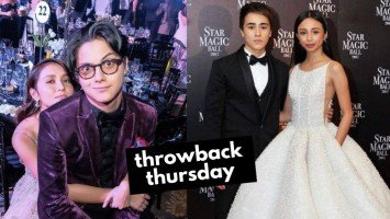 THROWBACK THURSDAY: Loveteams at the 2017 Star Magic Ball