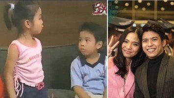"Nash and Sharlene go viral in ""ay wow sumasapaw"" video"