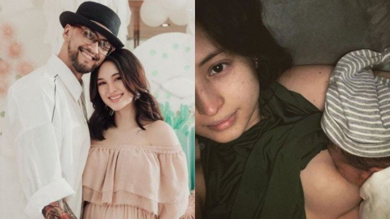 Billy Crawford posted a photo of wife Coleen Garcia breastfeeding their first-born Amari, sparking debates among netizens!