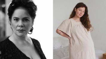 "Jaclyn Jose congratulates daughter Andi Eigenmann for ""successful delivery"""