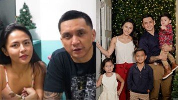 Married couple LJ Moreno and Jimmy Alapag share adoption tips and answer adoption-related questions