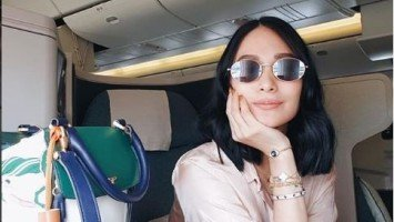 Heart Evangelista's stunning OOTDs at New York Fashion Week