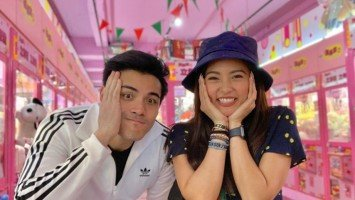 LOOK: Kim and Xian's fun photos in Taiwan