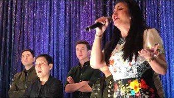 Regine sings Angel's comeback teleserye theme song