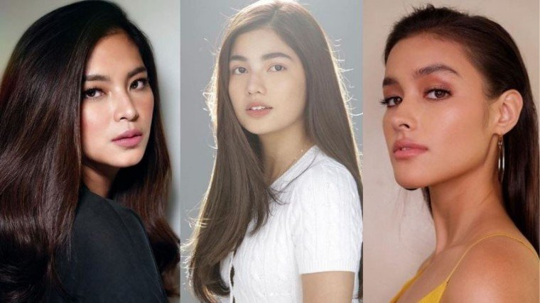 It's been a great 24 hours for our newest Darna! Jane De Leon continues to receive praises for bagging the Darna role, this time from Angel Locsin, the woman who famously portrayed Darna in 2005, and Liza Soberano, the woman who was supposed to play Darna in the Jerrold Tarog film. Congratulations, Jane!