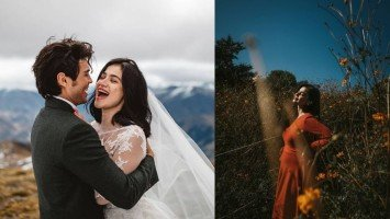 Anne and Erwan exchange heart-melting anniversary messages