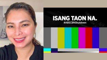 """Angel Locsin, patuloy na nasasaktan pero patuloy na lalaban para sa ABS-CBN; """"slowly healing"""" na rin daw matapos ang ill-fated community pantry niya"""